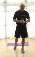 Functional Standing Abdominal Training with Marvin Burton