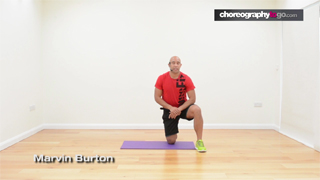 New Training Methods including Supersets Pyramids with Marvin Burton